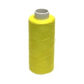 Нитка PL 40/2 400 ярд, №109 К09, цвет ярко-желтый Ош