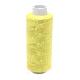 Нитка PL 40/2 400 ярд, №110 К09, цвет желтый Ош