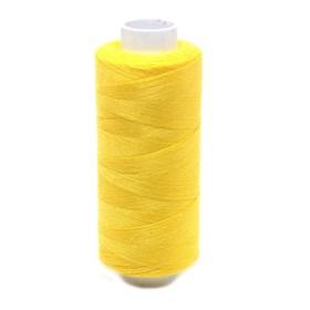 Нитка PL 40/2 400 ярд, №111 К09, цвет желтый Ош