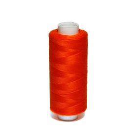Нитка PL 40/2 400 ярд, №116 К09, цвет оранжевый Ош