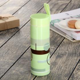 Бутылка 'Нотка' 6х7х19,5 см, рисунок и цвета МИКС Ош