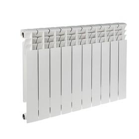 Радиатор биметаллический REMSAN Master, 500х80, 10 секций Ош