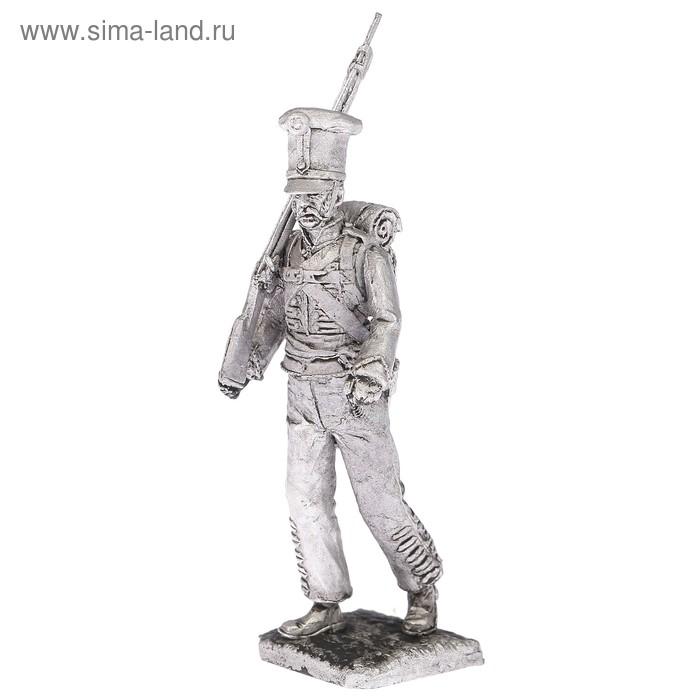 """Оловянный солдатик """"Рядовой сербского добровольческого батальона 1813 год"""""""