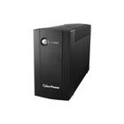 Источник бесперебойного питания CyberPower UT1050EI, 630 Вт, 1050 ВА, черный