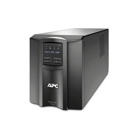 Источник бесперебойного питания APC Smart-UPS SMT1500I, 980 Вт, 1500 ВА, черный Ош