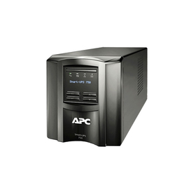 Источник бесперебойного питания APC Smart-UPS SMT750I, 500 Вт, 750 ВА, черный Ош