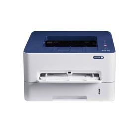 Принтер лаз ч/б Xerox Phaser 3052NI Ош