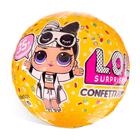 Кукла LOL с конфетти