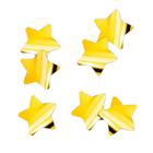 """Наполнитель для шара """"Конфетти звезды"""" 3 см, фольга, цвет золотой, 500г"""