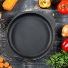 Крышка-сковорода чугунная 240 мм