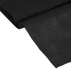 Материал укрывной, 200 × 1.6 м, плотность 60 г/м², УФ, чёрный