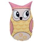 Подушка-игрушка Yellow Owl, 35 х 25 см