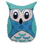 Подушка-игрушка Blue Owl, 35 х 25 см