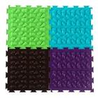 Массажный коврик 1 модуль «Орто. Жёлуди», жёсткий, цвета МИКС