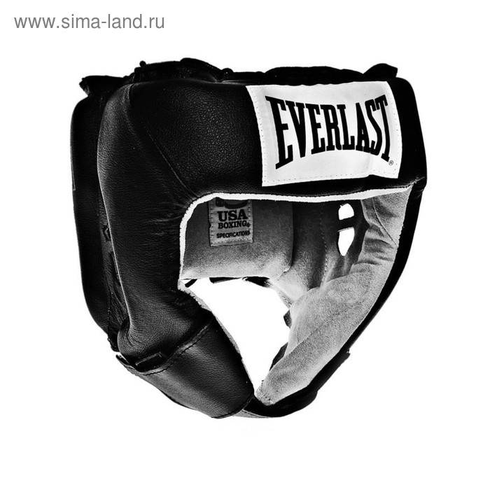 Шлем USA Boxing S черный