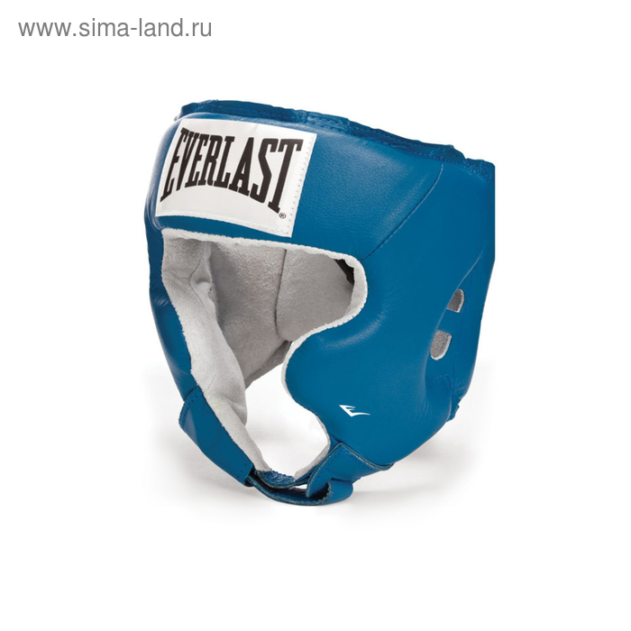 Шлем Full Face, для бокса, USA Boxing Cheek, размер M, цвет синий