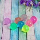 """Мяч каучук """"Кристал"""" 2,5 см, цвета МИКС"""