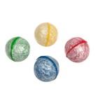 """Мяч каучук """"Цветной"""" 2,5 см, цвета МИКС"""