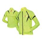 Куртка мотоциклетная, HIZER 537, текстиль, размер XL, салатовый