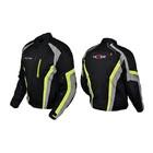 Куртка мотоциклетная, HIZER 508, текстиль, размер M, черный