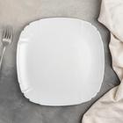 Тарелка обеденная (подставная) 29 см Lotusia