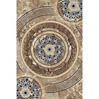 Ковёр Хит-Сет ПП VALENCIA DELUXE d300, 3*5 м, прямоугольный, BROWN