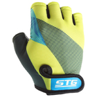 Перчатки велосипедные STG Х87910, размер L