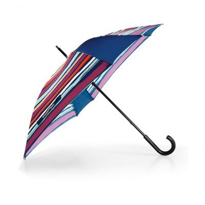 Зонт-трость, размер 85 x 90 x 85 см, принт полоска YM3058