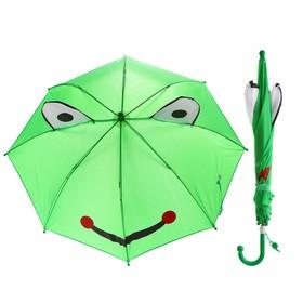 Зонт с ушками 45см,  со свистком, ткань  МИКС UME45-AMS Ош