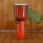 """Музыкальный инструмент барабан джембе """"Классика"""" 50х23х23 см"""