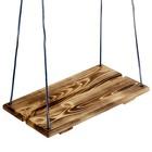 Качель подвесная, деревянная, термо, 40х22см