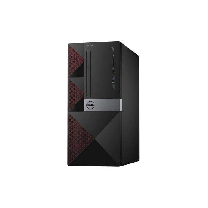 ПК Dell Vostro 3667 MT,i3 6100,4Gb,1Tb,HDG530,CR,Win 10 Home,кл,мышь,черный