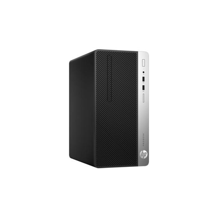 ПК HP ProDesk 400 G4 MT,i5 7500,8Gb,1Tb,HDG630,DVDRW,Win 10 Pro 64,кл,мышь,черный