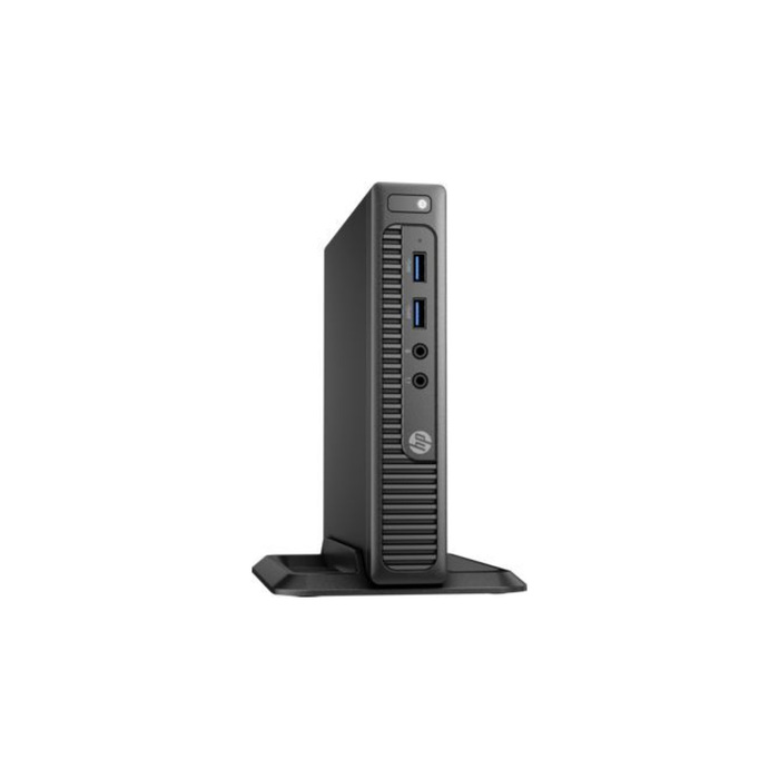 ПК HP 260 G2 Mini,i3 6100U,4Gb,SSD256Gb,HDG520,Win 10 Pro 64+Win 7 Pro 64,кл,мышь,черный