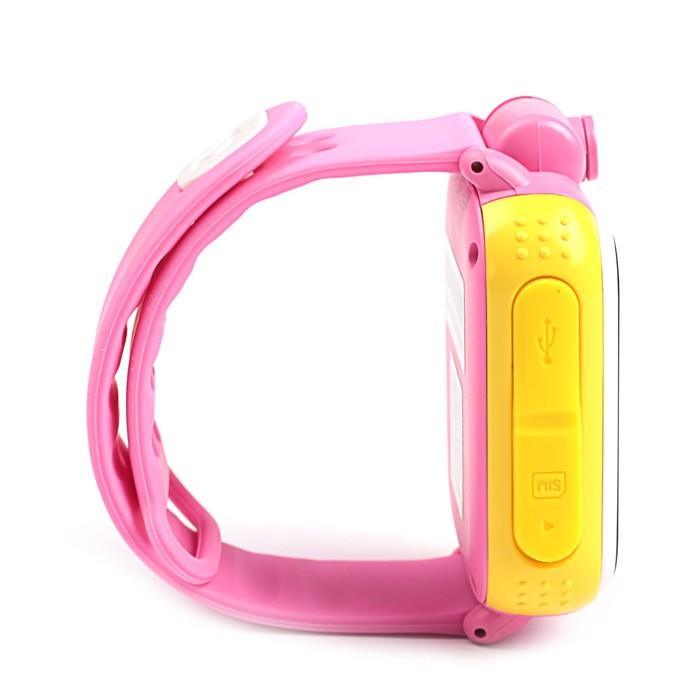 Smart baby watch g10 имеют встроенный wi-fi модуль.