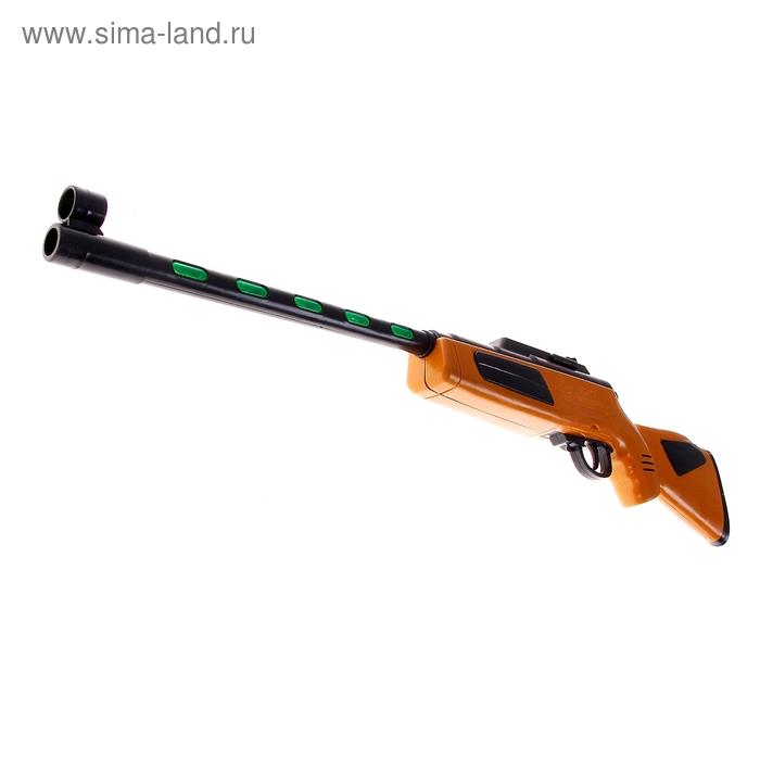 Ружье с прицелом