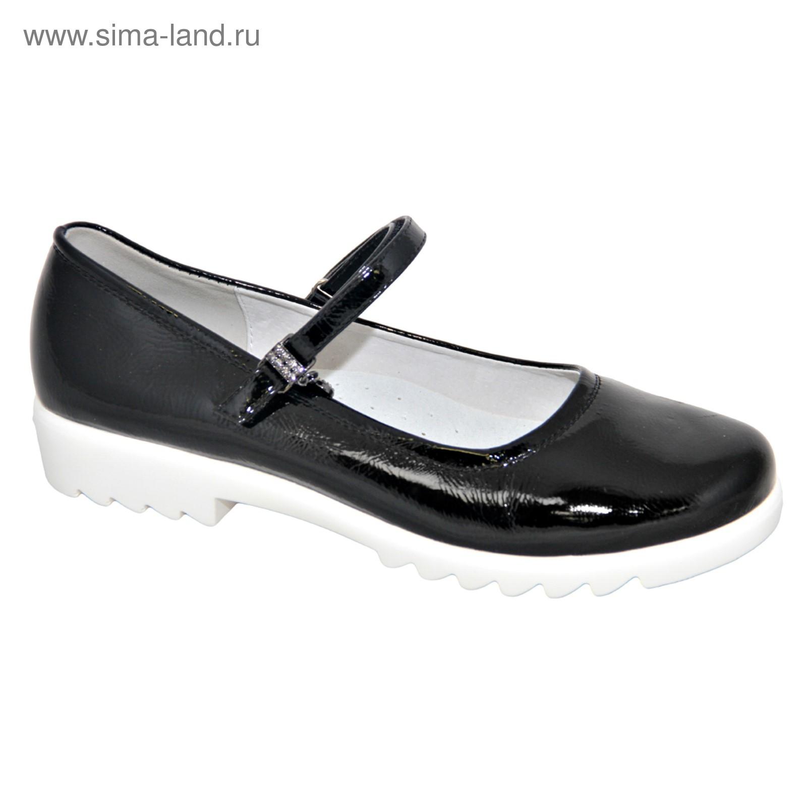 420264a437f8 Туфли для девочки, 6 пар в коробе FL-S7075 (3596378) - Купить по ...