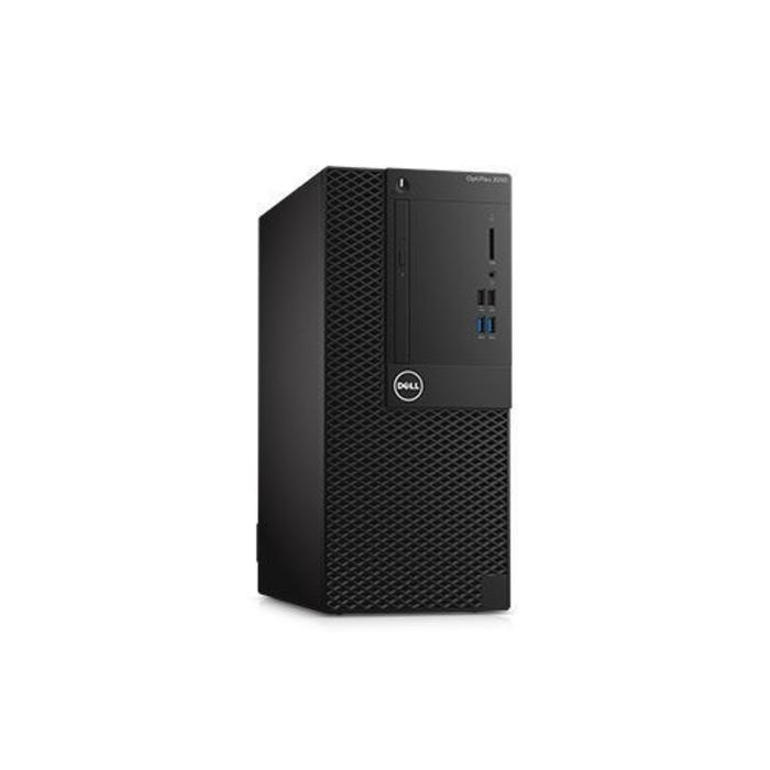 ПК Dell Optiplex 3050 MT,i5 6500,4Gb,500Gb,HDG530,DVDRW,Win 10 Pro,кл,мышь,черный