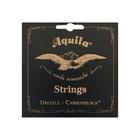 Струны для укулеле AQUILA CARBONBLACK 143U тенор (High G-C-E-A)