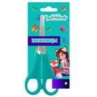 Ножницы 13см Mattel Enchantimals, с пластиковыми ручками, безопасно скругленные лезвия, блистер try-me-card
