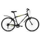 "Велосипед 26"" Altair MTB HT 1.0, 2018, цвет черный, размер 17"""