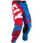 Штаны FLY RACING KINETIC OUTLAW, красно/синий, размер 32