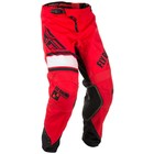 Штаны FLY RACING KINETIC ERA, красно/черный, размер 32