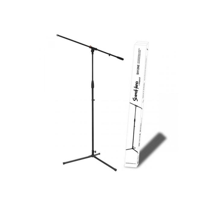 """Стойка микрофонная """"журавль"""" BESPECO SH12NE, высота 970-1560мм (коробка 10шт)"""