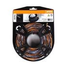 Струна Stihl Carbon 0000 930 4305, крестообразного сечения, оранжевый, 3 мм x 45 м