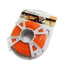 Струна Stihl 0000 930 2640, квадратного сечения, оранжевый, 2.4 мм х 43 м