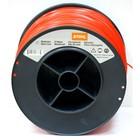 Струна Stihl 0000 930 2613, квадратного сечения, оранжевый, 2.4 мм х 434 м