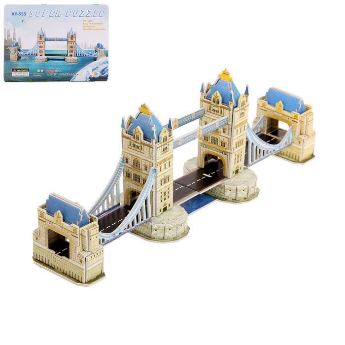 """Конструктор 3D """"Лондонский мост"""""""