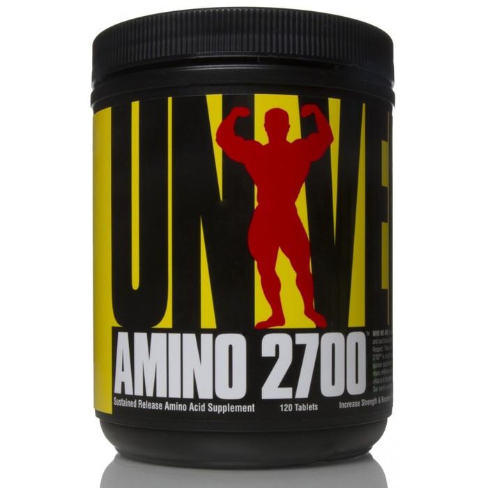 Аминокислоты Universal Амино 2700 / 120 таб