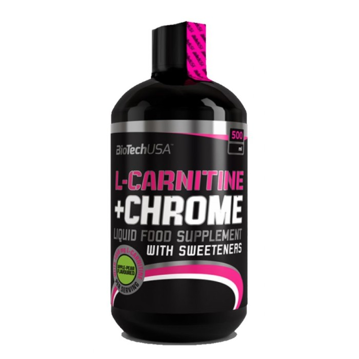 L-карнитин BioTech 1000 мг, 60 таб